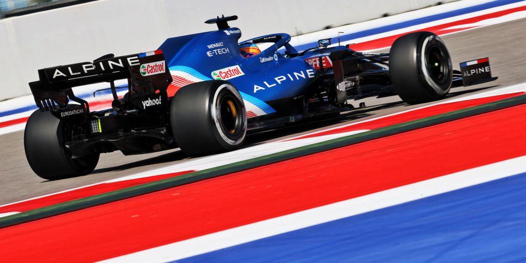 """Alonso e il """"buco nel regolamento"""" della via di fuga di Curva 2"""