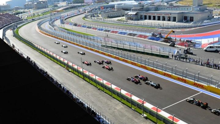 Le pagelle (ignoranti) del Gran Premio di Russia