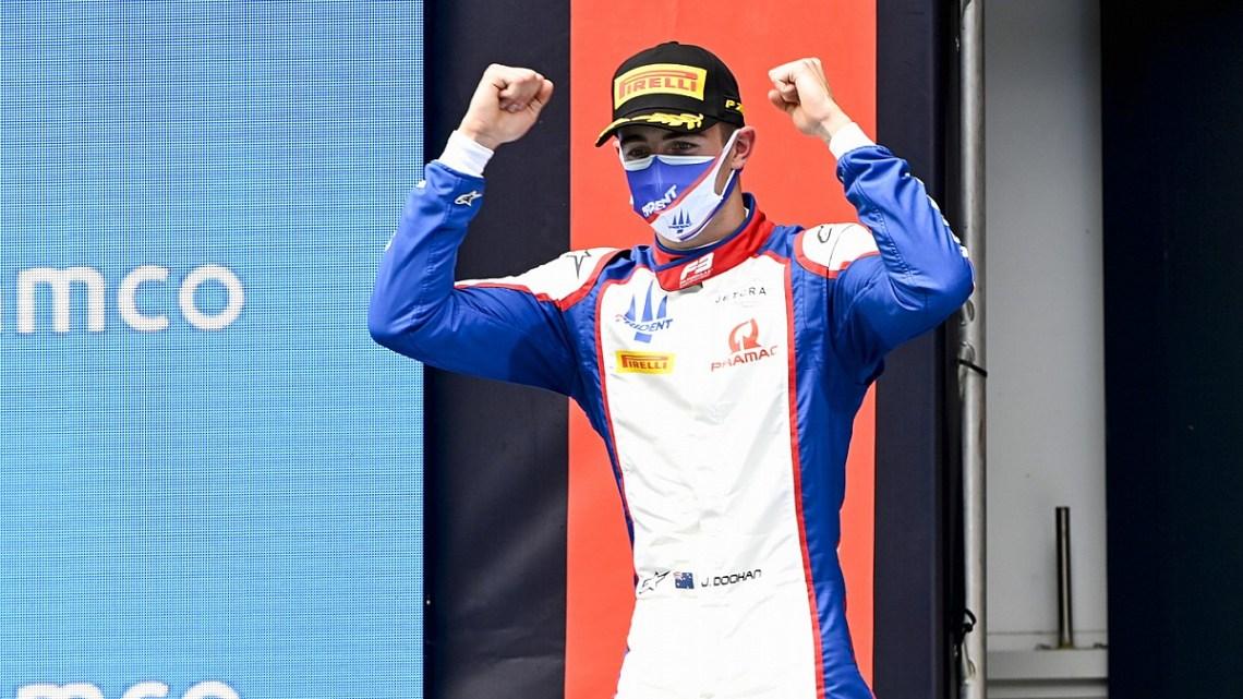 F3 | Gran Premio di Russia – Doohan e Trident festeggiano, ma che rischio