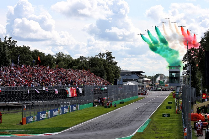 F1   GP d'Italia: Hamilton in vetta nelle FP1, secondo Verstappen, settimo Sainz