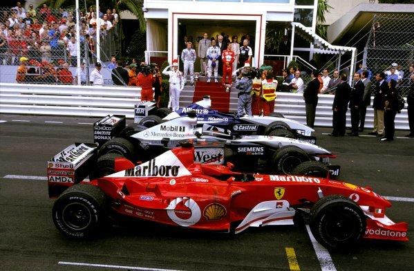 GP Monaco 2003