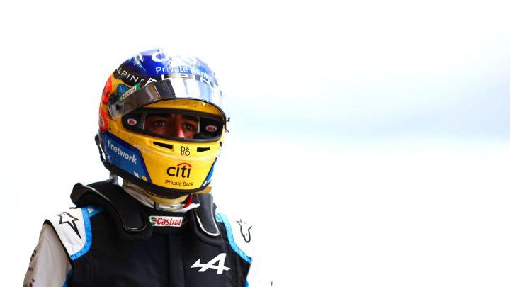 """L'Alonso furioso: """"Non volevo dimostrare nulla alla FIA."""""""