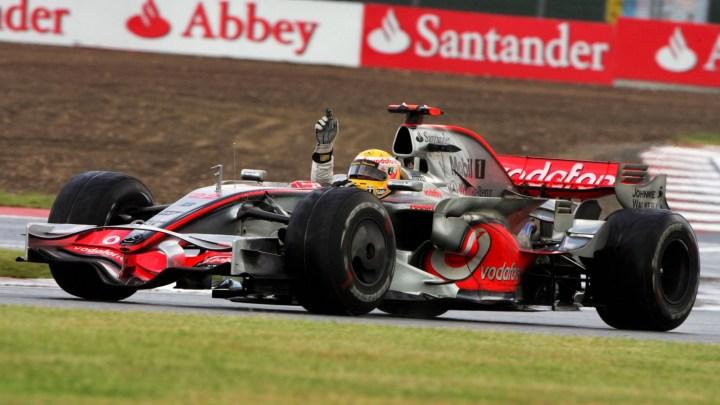 """Hamilton sul suo debutto in Formula 1: """"Non ero felice."""""""