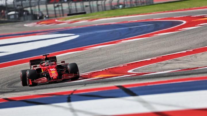 La gara della Ferrari: manca ancora qualcosa per il podio.