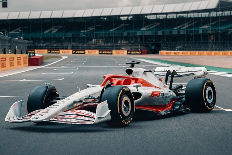 La nuova generazione di vetture che prenderà parte al mondiale del 2022