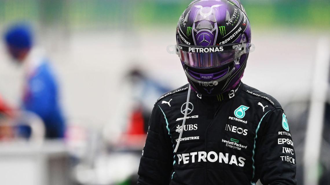 Hamilton poteva arrivare fino alla fine con quelle intermedie?