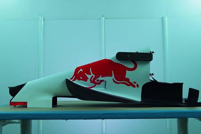 Red Bull disputerà il GP di Turchia con una livrea  bianca e rossa