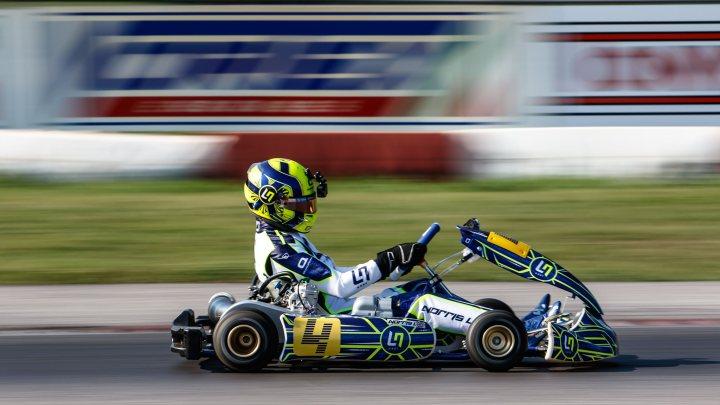 Piloti e kart – il primo amore non si scorda mai.