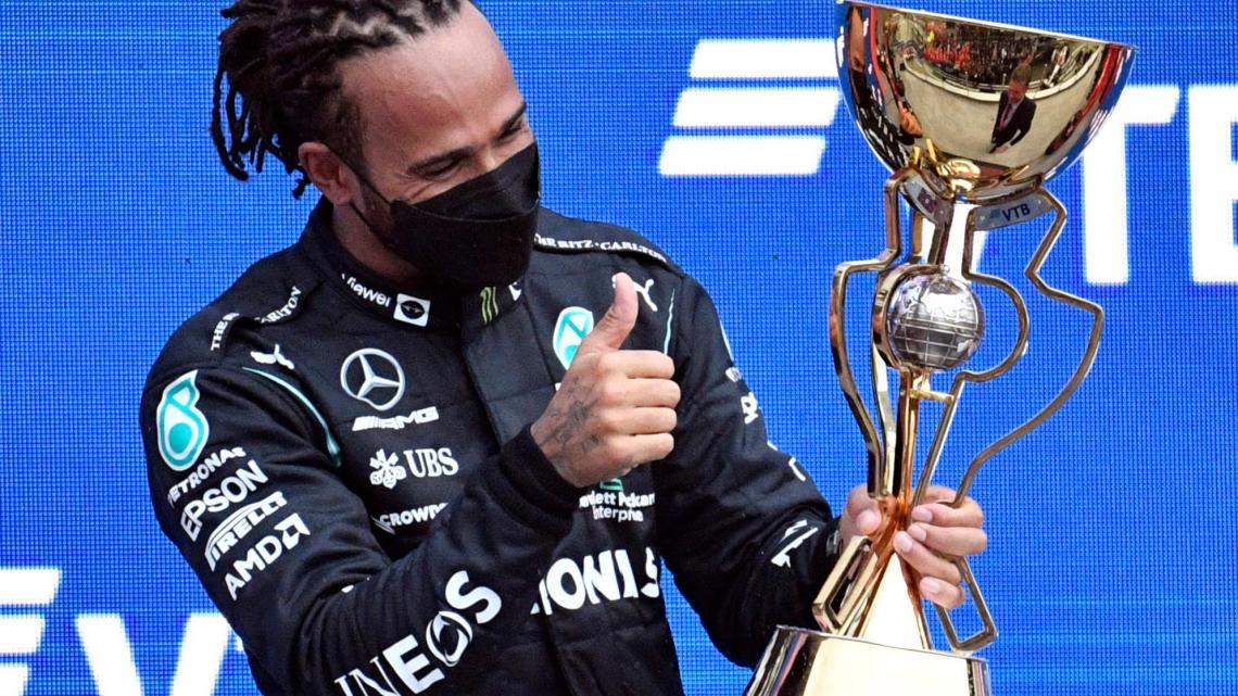 La decisione sul motore di Hamilton può arrivare dal cielo.