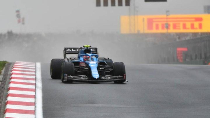 La gara record di Esteban Ocon, non succedeva dal '97.