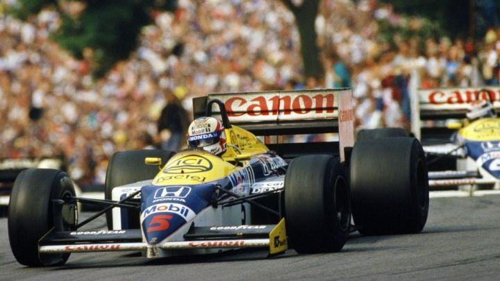 Nigel Mansell – Il ruggito del Leone.