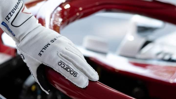 Prove Libere GP di Turchia: cinque piloti testano nuovi prototipi di guanti