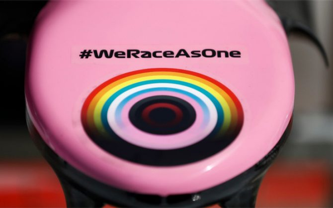 Gran Premio del Qatar: we (still don't) race as one.
