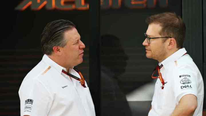 """McLaren si dichiara favorevole ad un calendario """"ideale"""" da 20 tappe"""