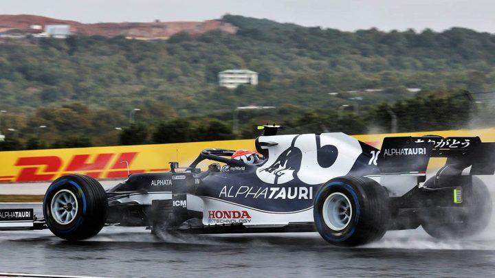 F1   GP Turchia: Gasly davanti a tutti nelle FP3. Hamilton 19°.