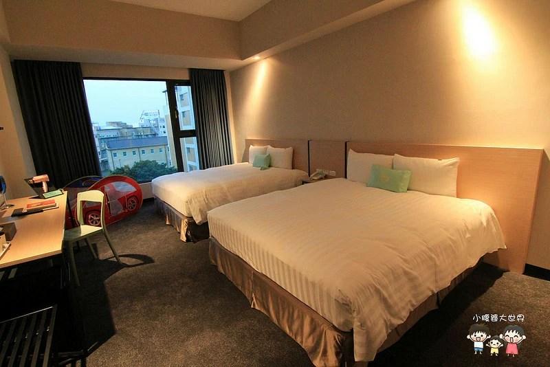 嘉義飯店 006