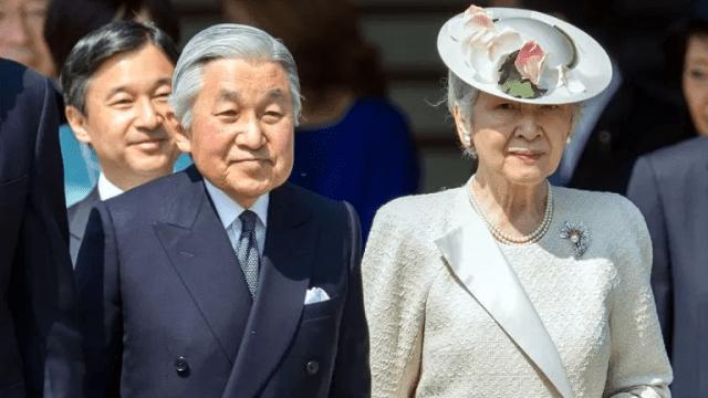 Naruhito empereur du Japon