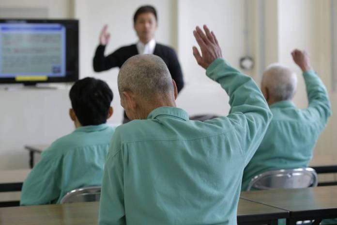 n prison a 20150417 870x580 - Au Japon, des personnes âgées se font arrêter volontairement parce qu'elles veulent aller en prison
