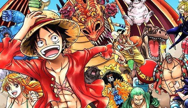 """onepiece2 - Eiichiro Oda déclare que la fin de One Piece est """"proche"""" dans une interview"""