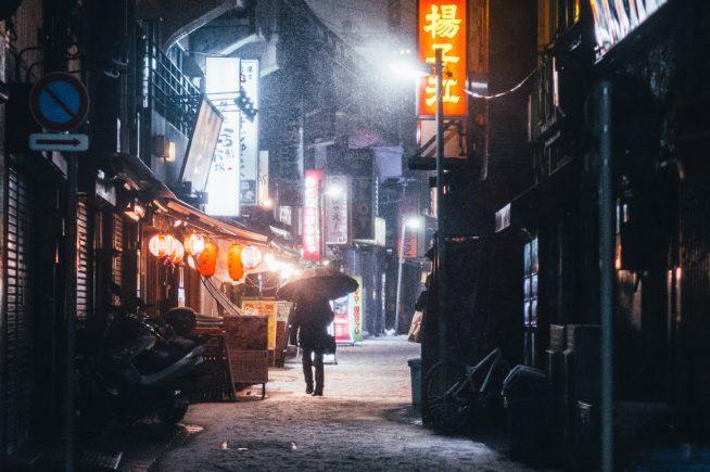 tumblr pmo5qggye41qz6f9yo2 1280 - Découvrez les somptueuses photographies de Tokyo enneigée par Yusuke Komatsu