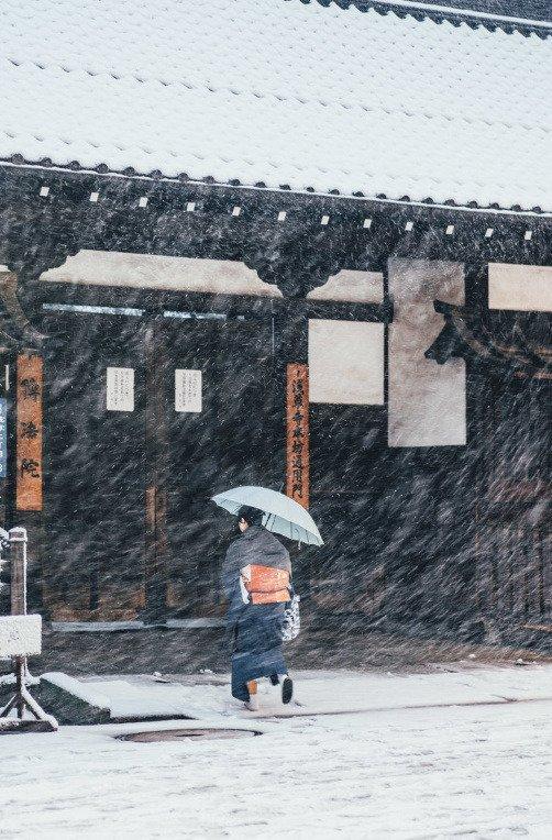 tumblr pmo5qggye41qz6f9yo4 540 - Découvrez les somptueuses photographies de Tokyo enneigée par Yusuke Komatsu