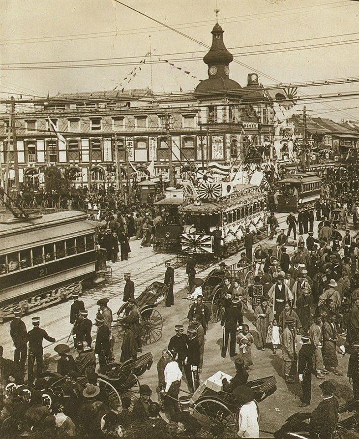 1 2 - Histoire complète du Japon impérial – Première partie