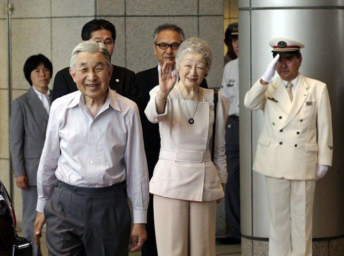 visuel akihito 1 - 87 % des Japonais estiment que l'Empereur a bien joué son rôle utile de symbole durant son règne