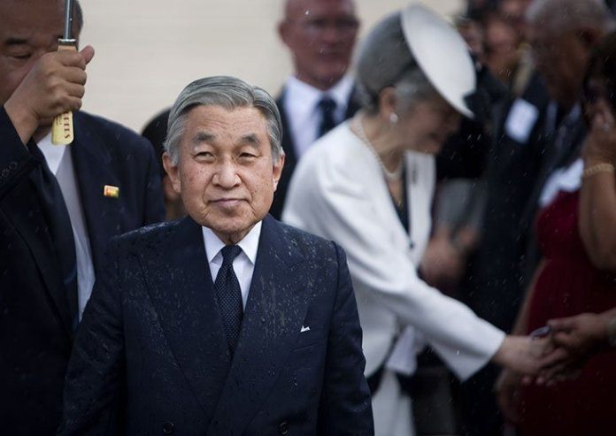 visuel akihito 2 - 87 % des Japonais estiment que l'Empereur a bien joué son rôle utile de symbole durant son règne