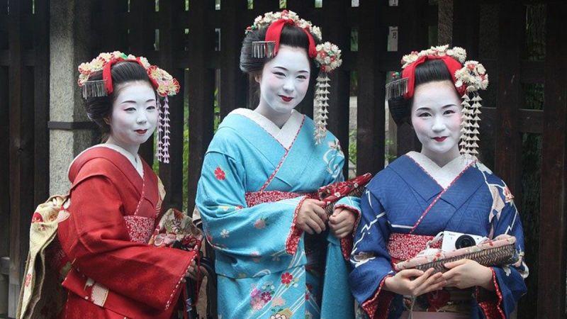 geisha japon savoir