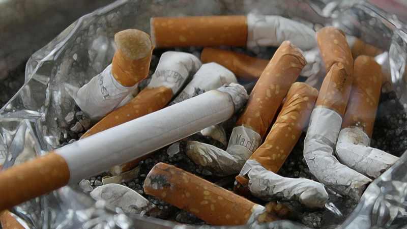 Cigarette au Japon
