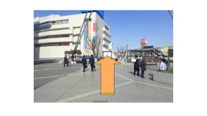 戸塚駅ペデストリアンデッキ