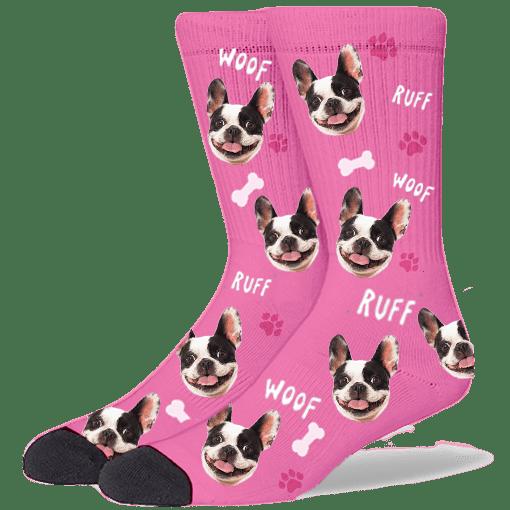 Custom Dog Sock