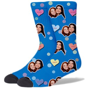 BFF Product Socks BLUE