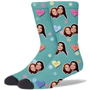BFF Product Socks TEAL