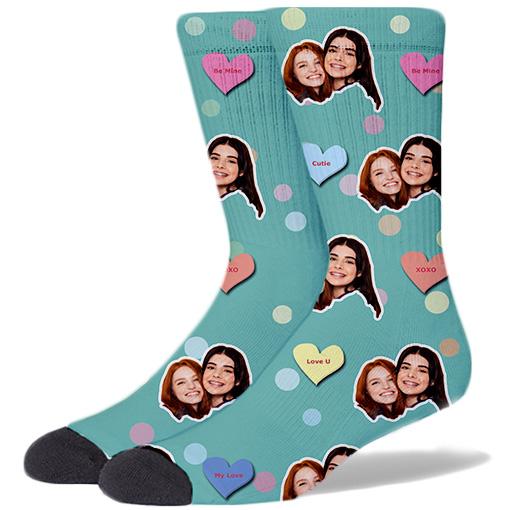 BFF Product Socks TEAL
