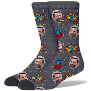 Dad Product Socks GREY