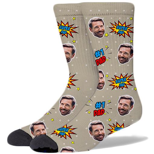 Dad Product Socks TAN