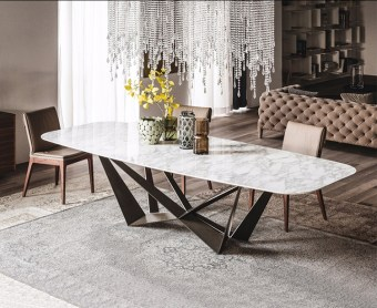 701-high quality modern light luxury metal dining table made by china luxury and modern furniture factory and company-furbyme (8)