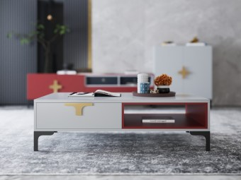 bfy464China Modern luxury living room furniture High end Quality Coffee Table