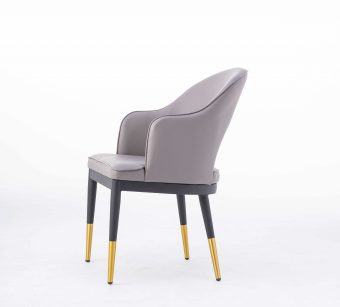 china modern contemporary home furniture leather kitchen dining chair supplier factory company (3)