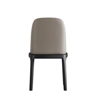 dkf25-china modern design home kitchen leather dining chair supplier manufacturer-furbyme (1)