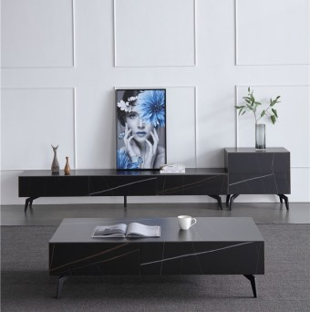 201 china modern luxury home furniture wood sintered stone coffee table tv cabinet set company supplier manu (8)