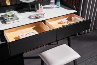 266china luxury home furniture storable metal dressing table stool manufacturer supplier-furbyme (1)