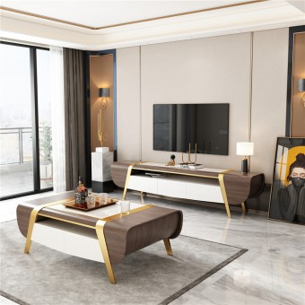 280china luxury home furniture storable stainless steel tv cabinet coffee table manufacturer supplier factory-furbyme (7)