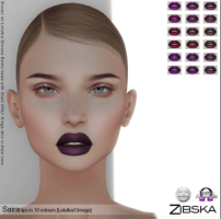 Zib Saria Lips