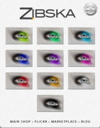 zibska eyes