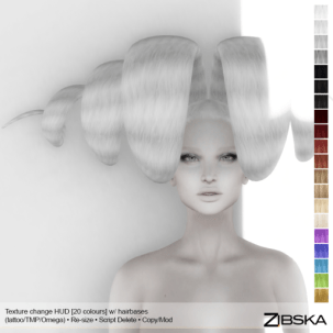Zibska Hair Fair 2017 ~ Aoede
