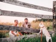 Laurie, Adam & Stanley| Natalie Landrum Photography