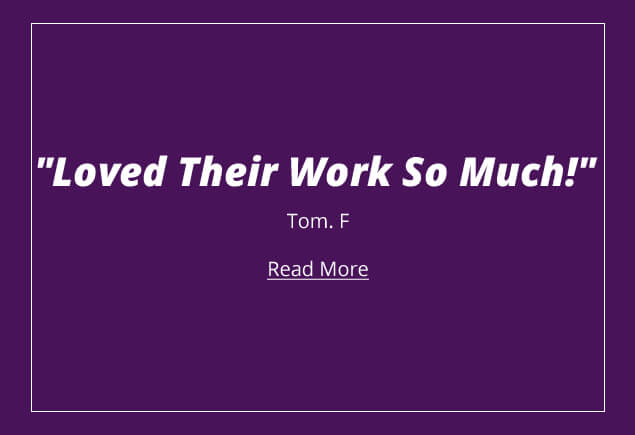 Tom F review image Furever Bookkeeping