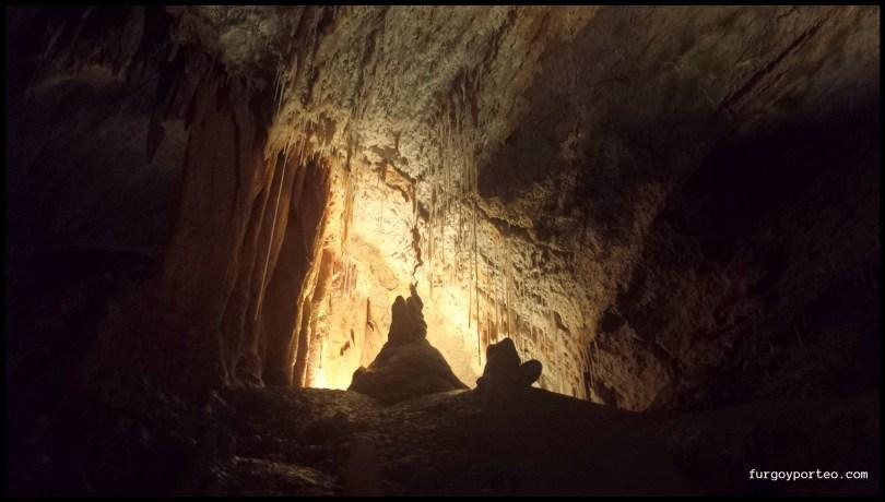 Grotte de Fontrabiouse - Pirineos Orientales
